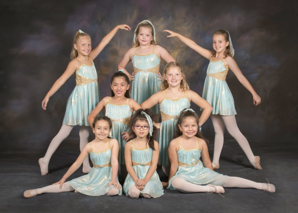 Ballet/Lyrical/Jazz
